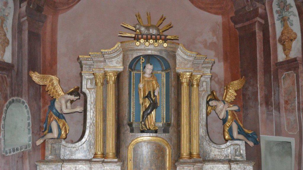 Egyidikapelle – Fischbach
