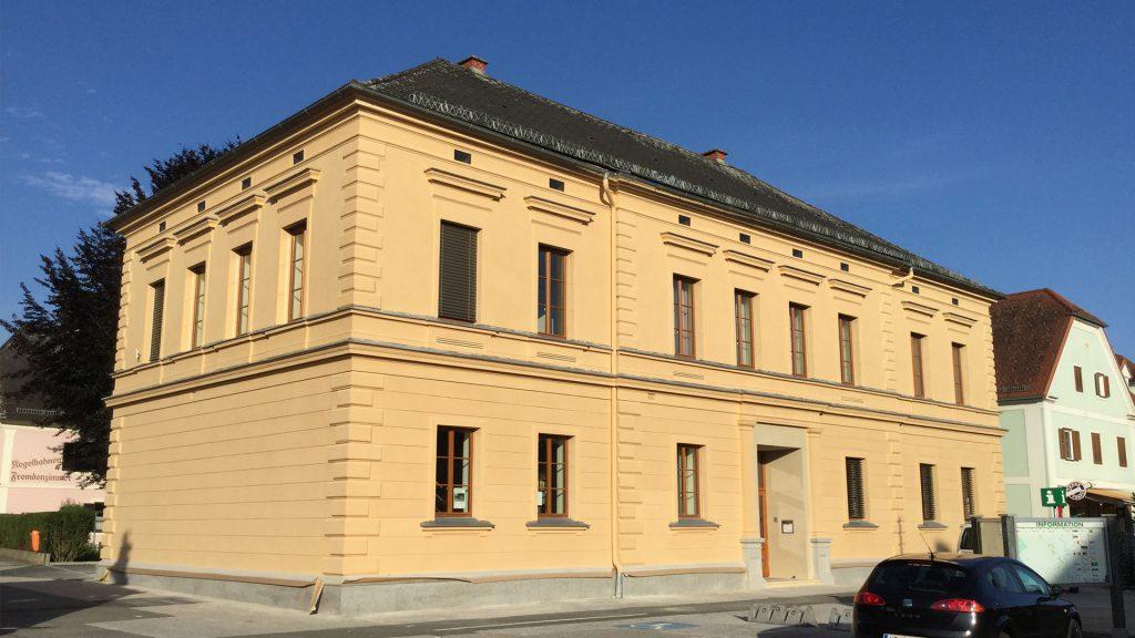 Gemeindeamt – Neudau