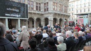 Oper Live Am Platz