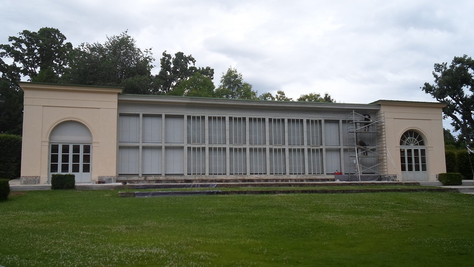 You are currently viewing Orangerie – Graz