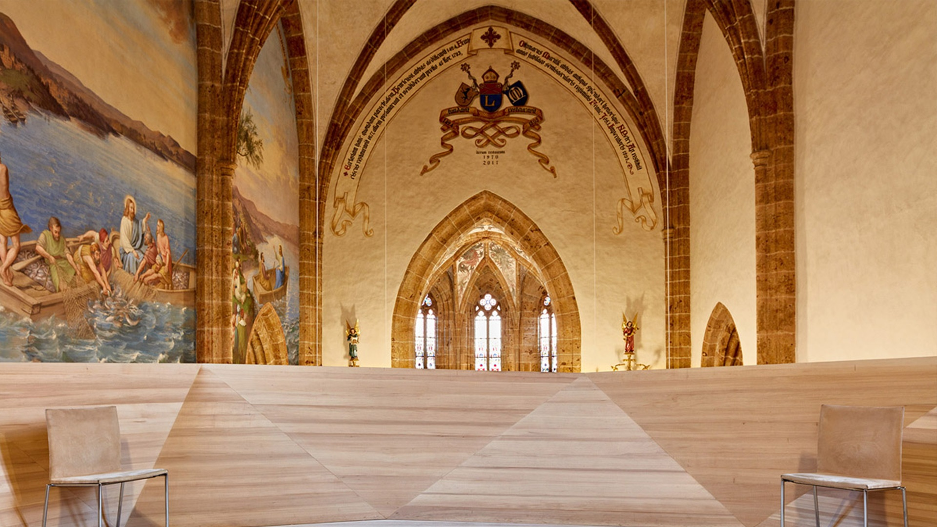 Read more about the article Peterskirche – St.Lambrecht