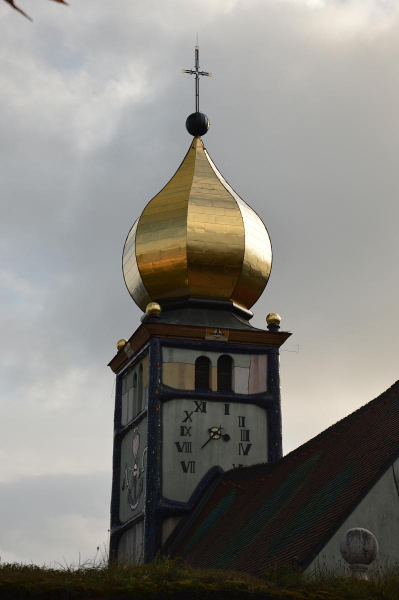 Read more about the article Hundertwasserkirche – Bärnbach