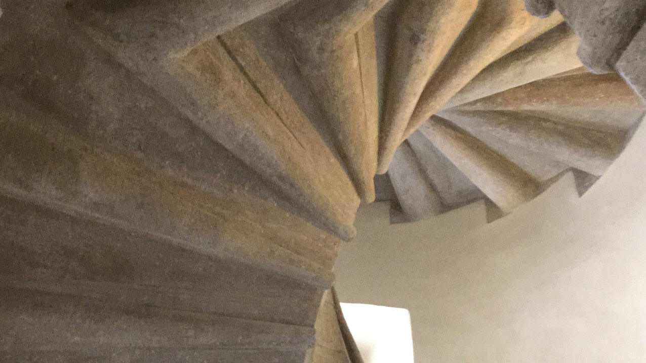 You are currently viewing Doppelwendeltreppe – Graz