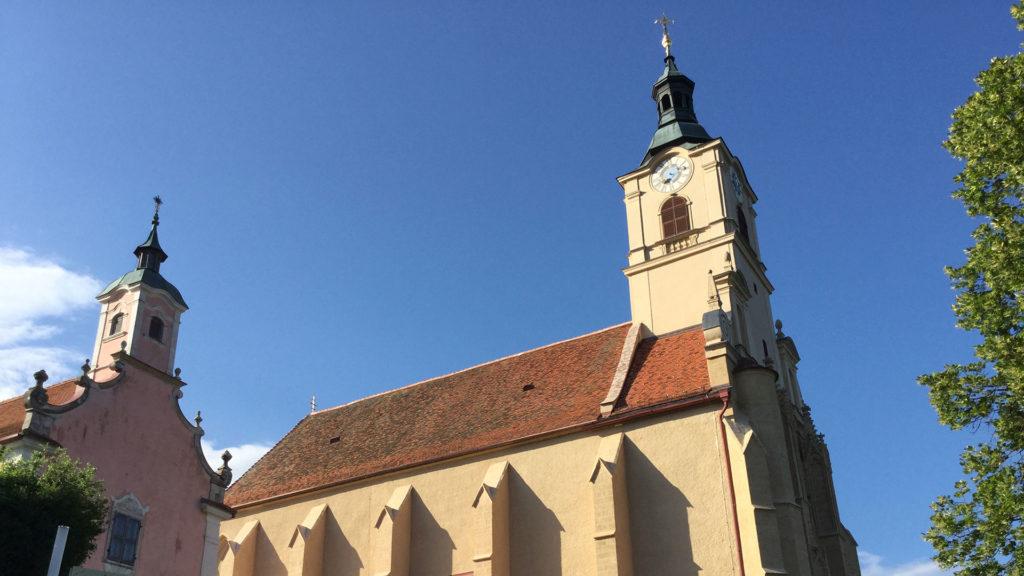 Wallfahrtskirche – Pöllauberg