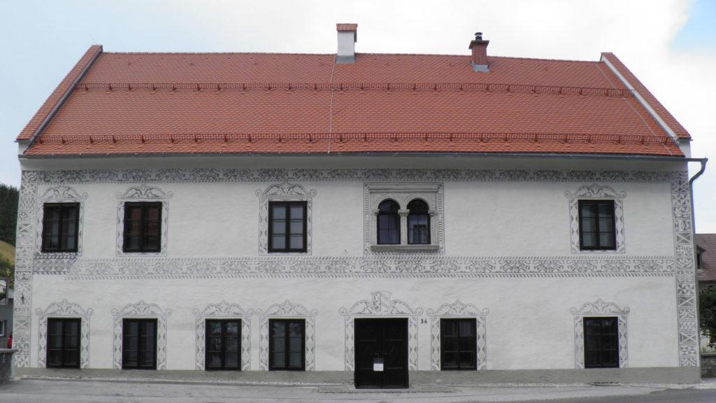 Bürgerhaus – St. Gallen