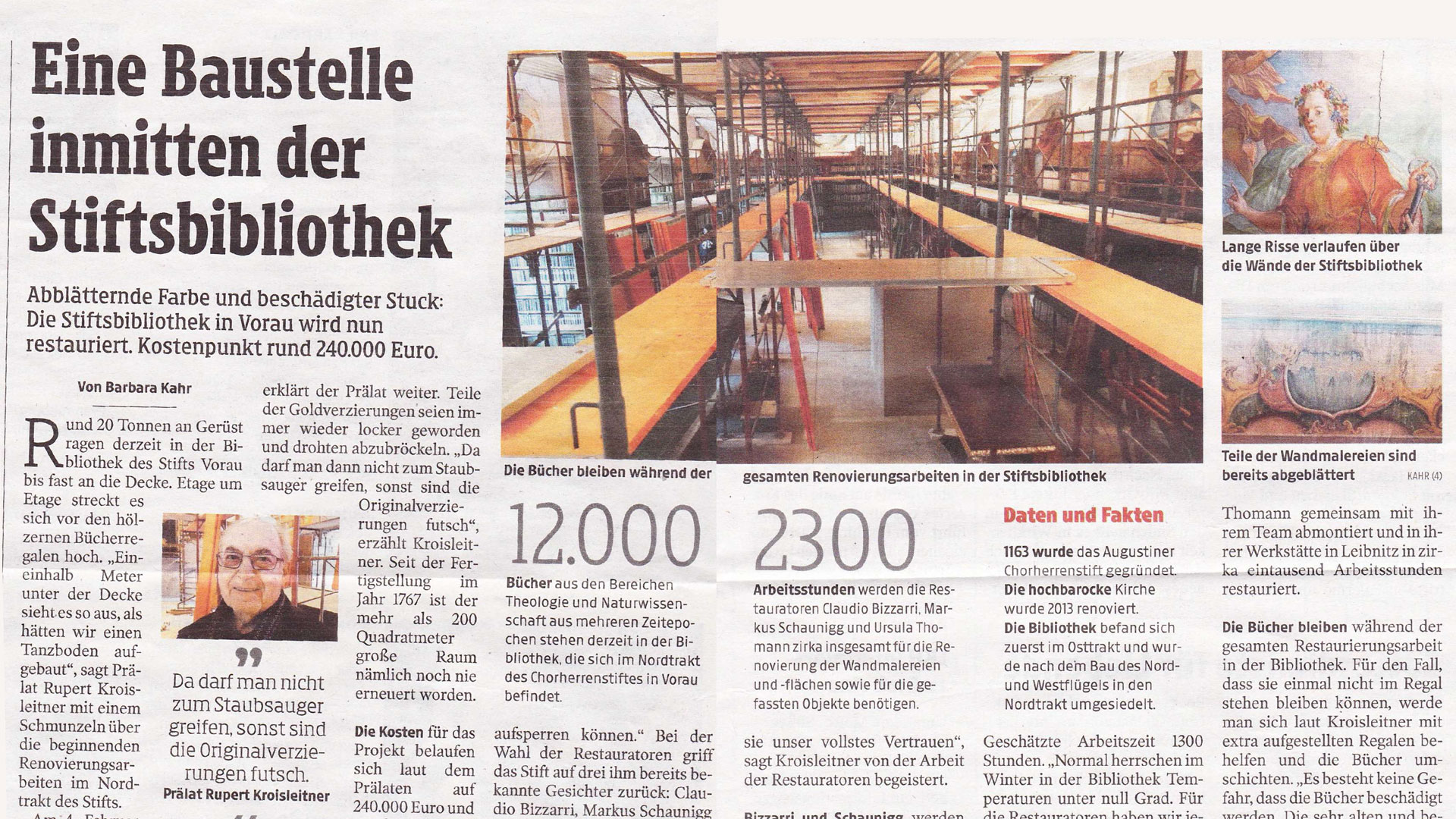 You are currently viewing Bericht Kleine Zeitung